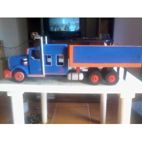 Camiones Y Carros De Maderas A Medidas