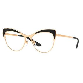 55fea57593463 Oculos Dourado Dolce Gabbana Espelhado - Óculos no Mercado Livre Brasil