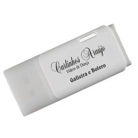 Pen Drive Completo Gafieira E Bolero