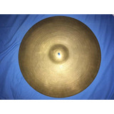 Platillo Cymbal Zildjian Avedis Turkish 22
