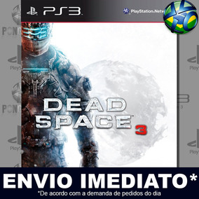 Dead Space 3 Ps3 Envio Imediato Midia Digital
