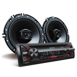 Equipo De Sonido Para Automovil Sony Csx-g1216u Usb/aux/cd