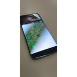 Samsung Galaxy S7 Edge Com Tela Quebrada