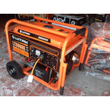 Generador Electrico Lutian 6.5 Kw Partida Elect. Y Manual.