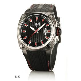 695c4e7389a Pulseira De Couro Para Relogio Everlast - Relógios no Mercado Livre ...