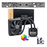 Fpc Hydro Cooler Evga Clc120 Rgb Intel Amd Enfriamiento
