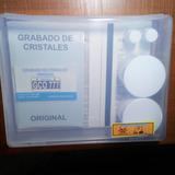 Grabado De Cristales Original Kit 200 Autos + Corrector