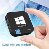 Mini Pc 4 Núcleos Windows 10 + Android