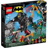 Lego Batman Mech Vs Máquina De Hiedra Venenosa 76117