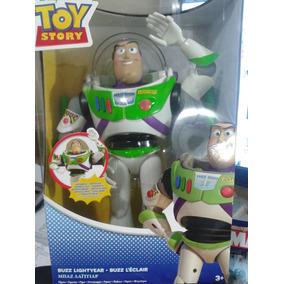 Boneco Buzz Lightyear Toy Story 28 Cm Bonellihq - K18
