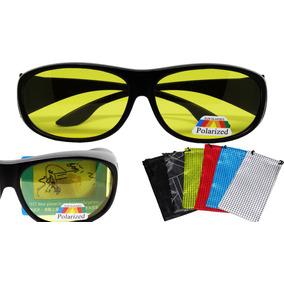 Óculos Lente Amarela Dirigir Noite Neblina Anti Ofuscamento - Óculos ... 5ddce8b809