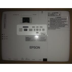 Video Beam Epson Powerlite 1776w