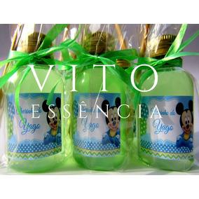 55 Mini Difusores Lembrancinhas Batizado Nascimento Bebê