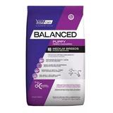 Vitalcan Balanced Cachorro Mediano X 20 Kg