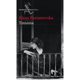 Libro Tinísima, Elena Poniatowska.