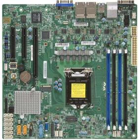 Kit Placa Mãe X11ssl-f + Processador E3-1245v6 + Cooler