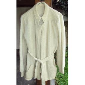 Cardigan Sweater Saco Pelo De Mono Piel Bolsillos - Ropa y ... 19f5c2d99271
