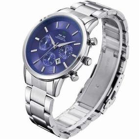 Relógio Masculino Pulso Weide Analógico Wh-3312 Promoção
