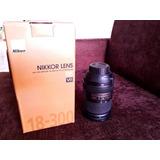Nikon 18-300 Vr F/3.5-5.6 G Ed Vr Af-s Dx (escucho Ofertas)