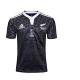 Camisa Rugby Maori All Blacks Nova Zelândia 100 Anos Rau Tau
