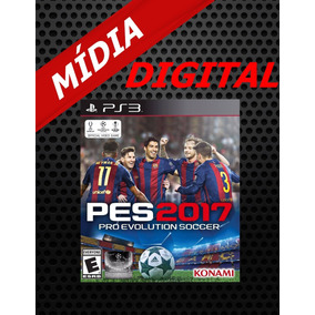 Pes2017 - Pro Evolution Soccer 2017 Ps3 Envio Digital Rapido