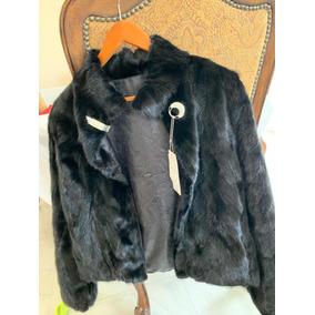 Saco Mink Luxury Elegante Y Calientito 50% Descuento Importa