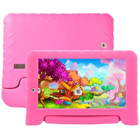 Tablet Multilaser Kids Pad, Tela 7 , Wi-fi, Android 7.0, 8gb