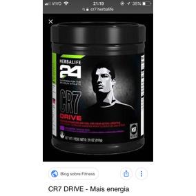 Cr7 Drive Suplementação