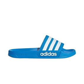 new styles c2cb1 e01f1 adidas Chinelas - Adilette Shower Blue