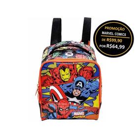 Lancheira Térmica Marvel Avengers Xeryus 7064