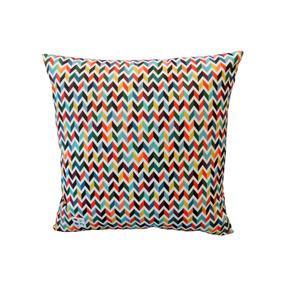 Cojín Decorativo De Sofá, Estampado Colorido Umberto Capozzi