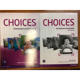 Choices - Intermediate - Student S Book & Workbook - Pearson