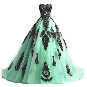 f42a152831ead Vestido Debutante Verde Agua Degrade - Vestidos De 15 anos Femininas ...