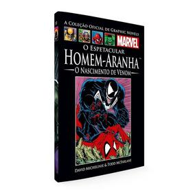 Salvat - Marvel Graphic Novels - N. 10 - Origem De Venom