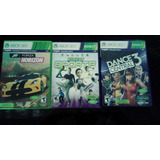 Vendo 2 Juegos 25 Soles C/u. Dance 3, Sports, Horizon