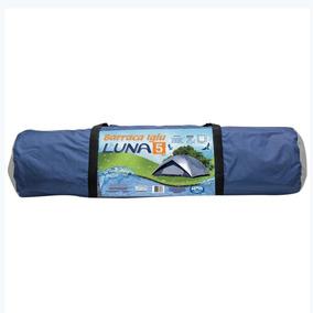 Barraca Camping Iglu Luna 5 Pessoas C/ Sobreteto 7438 Mor