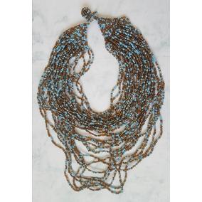 Collar Artesanal De Chaquiras