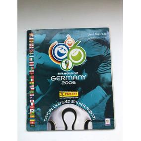 Album Da Copa De 2006 Faltando Apenas 7 Figurinhas