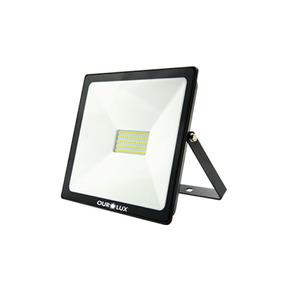 Superled Projetor Slim 10w 6500k 5unids - 03261 Ourolux