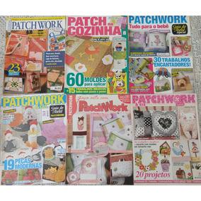 Lote Revistas Patchwork E Outras - 24 Edições