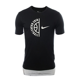 Nike Playera Dry Fly Clouds Basketball Camiseta Basquetbol