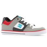 Zapatilla Dc Skate Pure Talla 39 Unisex Remate