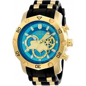 a0696ed7e58 Pulseira Invicta Pro Dive 23426 - Relógios no Mercado Livre Brasil
