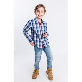Camisas Para Niños Modelos Exclusivos. Manga Larga.