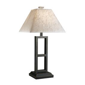 Juego Dos Lámparas Metálicas Para Mesa Ashley Furniture