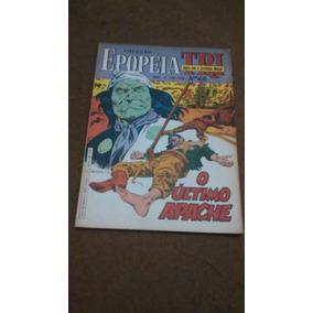 Epopeia Tri N° 66 - O Ultimo Apache - Ebal