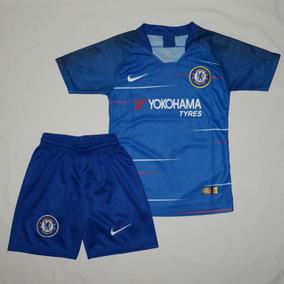 Camiseta Chelsea Hazard Niño - Camisetas en Mercado Libre Argentina 289b9dfc7e34e