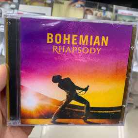 Queen - Bohemian Rhapsody - Ost (cd) Original Lacrado
