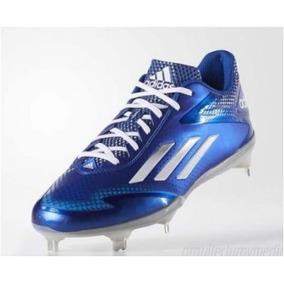 Spikes Beisbol adidas Adizero Afterburner 24.5 Mexicano Azul d777869f97531