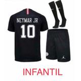 Kit Uniforme Futebol Psg - Camisas de Times de Futebol no Mercado ... a779a945d0a82